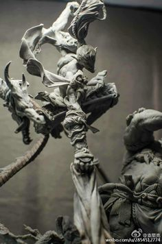 Yuanxing Liang – Sculptures Chine