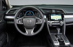 Novo Honda Civic é Revelado