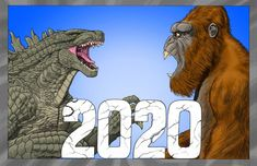 Godzila vs Kong 2020 by AmirKameron on DeviantArt Dibujos De Godzilla, Monstruos, Dragones, Entretenimiento, Datos, Heroes, King Kong Vs. Godzilla, Arte De Los Alces, Deviantart