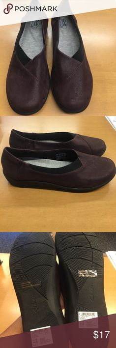 Clarks Cloud Steppers Very comfortable shoe! NWOT Clarks Shoes Flats & Loafers