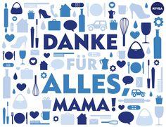 Danke für Alles!  #mutter #muttertag #mother #mothersday #words #love
