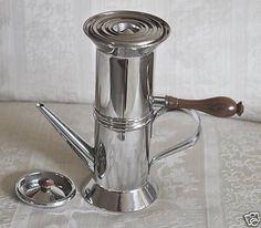 Neapolitan Coffee Maker   Alessi