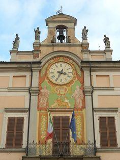Pieve di Cento - il comune    #TuscanyAgriturismoGiratola