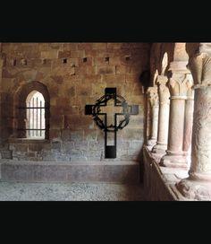 dekoracja ścienna z motywem religijnym wall metal decor