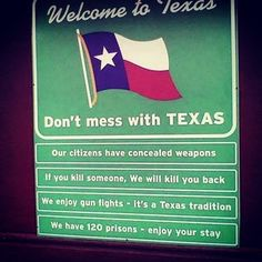 25 Words That Have A Totally Different Meaning In Texas.  I agree with every one of them.