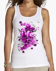 Camiseta Life E Camiseta mujer sin mangas  18,90 € - ¡Envío gratis a partir de 3 artículos!