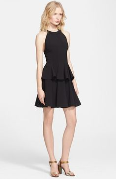Elizabeth and James 'Harley' Fit & Flare Dress available at #Nordstrom