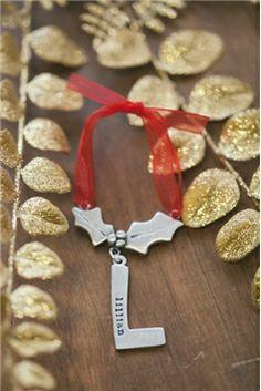 my holly ornament - Lisa Leonard Designs