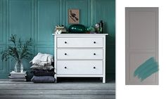 Obložení stěn z kuchyňských panelů z IKEA | Styl a Interier