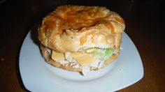 Bacon & Cheese Sandwich Bread! #LCHF - LCHFDiva