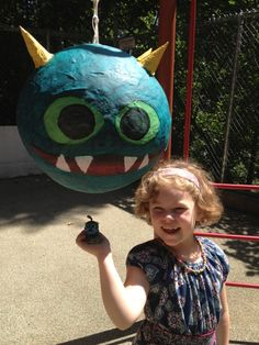 Skylanders Birthday Part 2: Paint, Portals, and Piñatas | GeekMom | Wired.com