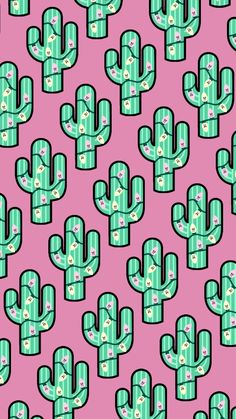 20 Cutest Wallpaper Cactus for Your iPhone Wallpaper Et Wallpaper, Lock Screen Wallpaper Iphone, Kawaii Wallpaper, Tumblr Wallpaper, Wallpaper Iphone Cute, Disney Wallpaper, Pattern Wallpaper, Iphone Wallpapers, Cute Backgrounds