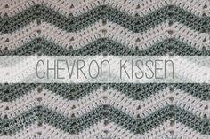 Chevron Kissen // 1.0