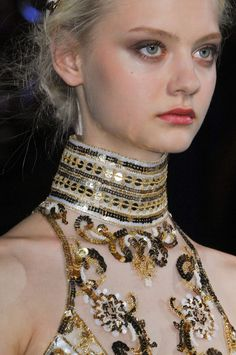 Zuhair murad spring 2013 haute couture details kaftans for Haute couture spelling