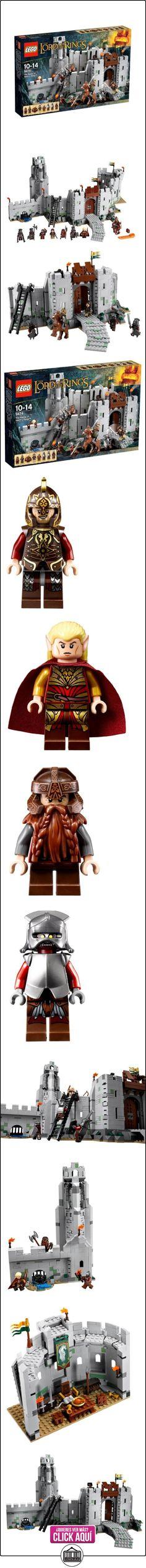 LEGO El Señor de los Anillos - La batalla del abismo de Helm (9474)  ✿ Lego - el surtido más amplio ✿ ▬► Ver oferta: https://comprar.io/goto/B007456EYU