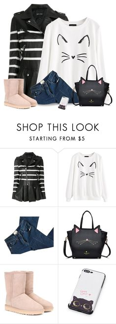 """Cold cat"" by csilla06 ❤ liked on Polyvore featuring Each X Other, 3.1 Phillip Lim and UGG"