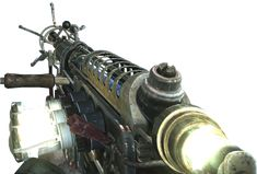 Wunderwaffe - The Call of Duty Wiki - Black Ops II, Ghosts . Zombie Guns, Zombie Weapons, Sci Fi Weapons, Black Ops Zombies, Call Of Duty Zombies, Black Ops 3, Video Game Memes, Game Engine, Call Of Duty Black