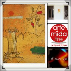 """""""È stata qui"""" Serigrafia - cm 35X25   Segui il Link ➜ http://www.artemidatre.com/  ● #Arte #serigrafia #ornamento #oggetto #idea #lusso #design #art #artist #ideaartistica #ufficio #casamoderna #designmoderno #interno #gallery #artgallery #appartamento #arredamento ●"""