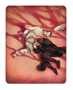 Rebecca Dautremer - Illustration - Soie.