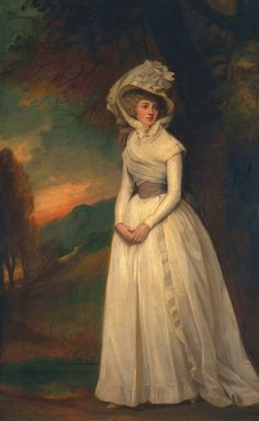 George Romney, Penelope Lee Acton, 1791, oil on canvas. Huntington Library, Art Collections, and Botanical Gardens. On view in the Huntington Art Gallery.
