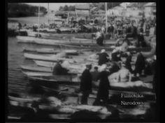 Jarmark wodny Pińsk - 1936 / Речная ярмарка, Пинск 1936 год