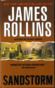 Awesome start to a continuing series. I love military/ancient history combinations. James Rollins is one of the best!