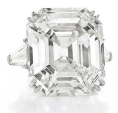 the Elizabeth Taylor Diamond, a gift to Elizabeth Taylor from Richard Burton in 1968.