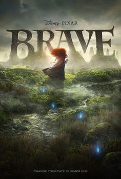 Brave by Pixar - can't wait to see how this turns out!