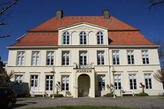 Witwenpalais (Widows' Palace), now a museum, in Plön