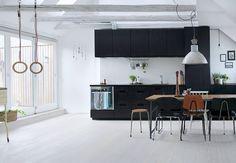 Loftet er nydelig, terrassen et kapittel for seg selv | Boligpluss.no