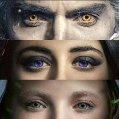 The Witcher Yennefer Geralt Ciri The Witcher Game, The Witcher Geralt, Witcher 3 Wild Hunt, Movies And Series, Netflix Series, Movies And Tv Shows, Tv Series, The Witcher Wallpapers, Live Action