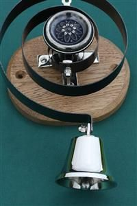 Door Bells were prevalent in late Victorian and Edwardian Houses. Our door bells are reproduced to the same exacting standards  www.priorsrec.co.uk