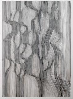 Each Line One Breath - John Franzen #art