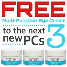 This is how much I believe in this product! I will give away 3 of the AMAZING eye cream to the first 3 new customers that sign up this month as PC http://ift.tt/1TmidjA message me for details #rodanandfields #changinglives #changingskin by ellie3dg