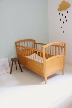 Cute crib // mini-kiwi.nl