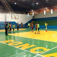 João Paulo II/Palmital x Duque de Caxias/Goioerê no basquete dos JEPs em Roncador - Blog do Orlando Gonzalez