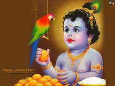 Free Bal Gopal wallpapers at and high-resolution with Bal Krishna desktop wallpaper, pictures, photos, pics and images. Janmashtami Greetings, Janmashtami Wishes, Happy Janmashtami, Janmashtami Wallpapers, Janmashtami Images, Bal Krishna, Krishna Art, Sri Krishna Janmashtami, Lord Krishna Wallpapers