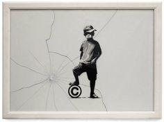 Banksy...very cool!!!