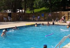 Green Mountain Park Rv, An Encore Resort at Lenoir, North Carolina, United States - Passport America Discount Camping Club