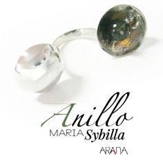 Anillo Maria Sybilla Ágata