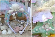 Encontrando Ideias: Festa da Sereia!! (3)