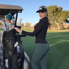 Incredible Stylish Women's Golf Clothing Ideas. Ravishing Stylish Women's Golf Clothing Ideas. Dubai Golf, Sexy Golf, Golf Training Aids, Golf Photography, Womens Golf Shoes, Golf Fashion, Fashion Belts, Women's Fashion, Golf Outfit