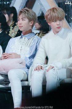 RM & JIMIN ~♡ :: 180110 :: GDA ☆彡