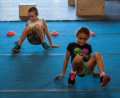 CrossFit Kids » Kids Workouts