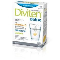 Diviten Detox da Farmodiética - desintoxicante poderoso para combater os excessos http://clinicabiologica.com