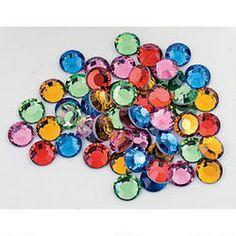 rainbow hot fix swarovski crystals