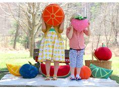 Fruity cushions