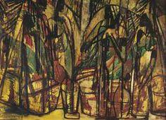 FLORIS JESPERS (1889-1965) CONGOLESE WOMEN Female Painters, Congo, Paintings, Artists, History, Women, Historia, Paint, Painting Art