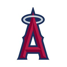 Los Angeles Angels Logo Vinyl Decal FREE SHIPPING Many Sizes Available by TheStarfishHouse on Etsy