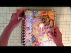 Very cool to watch and dream...great ideas.  Junk Smash Journal